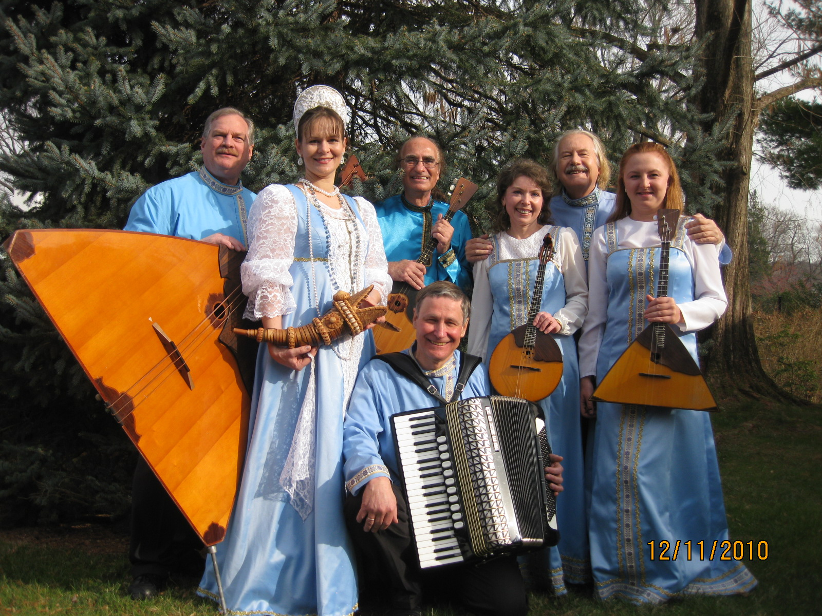 Samovar Folk Ensemble